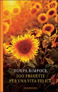 Libro 500 precetti per una vita felice Rimpoce Dugpa