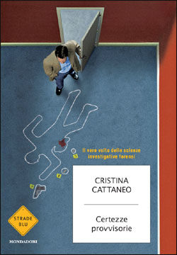 Libro Certezze provvisorie Cristina Cattaneo