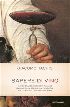 Libro Sapere di vino Giacomo Tachis