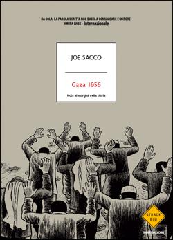 Libro Gaza 1956 Joe Sacco