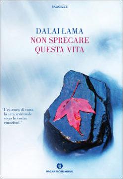 Libro Non sprecare questa vita Dalai Lama