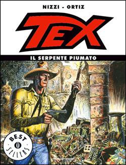 Libro Tex. Il serpente piumato Claudio Nizzi, José Ortiz
