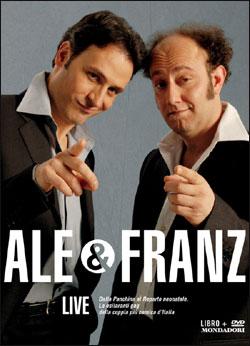 Libro Ale & Franz live (libro + DVD) Ale&Franz