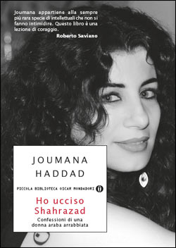 Libro Ho ucciso Shahrazad Joumana Haddad