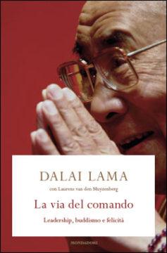 Libro La via del comando Dalai Lama, Laurens van den Muyzenberg