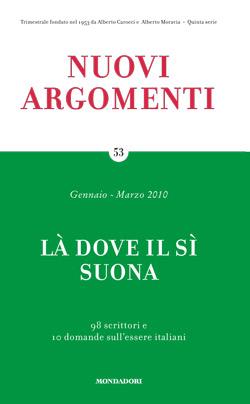 Nuovi argomenti n. 53