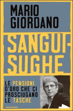 Libro Sanguisughe Mario Giordano