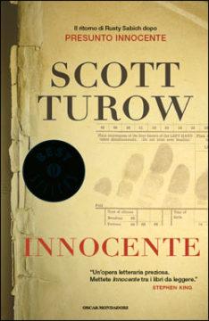 Libro Innocente Scott Turow