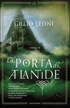 Libro La porta di Atlantide Giulio Leoni