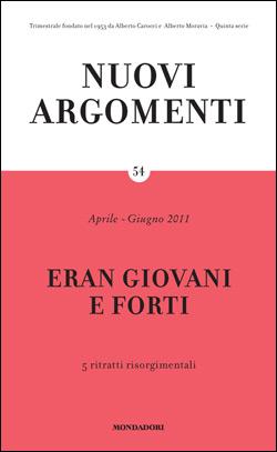 Nuovi argomenti n. 54