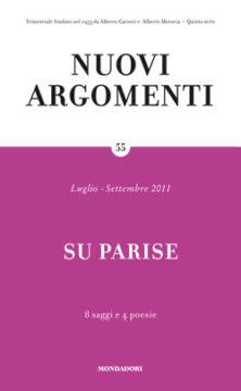 Libro Nuovio argomenti n. 55 AA.VV.