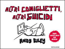 Libro Altri coniglietti, altri suicidi Andy Riley