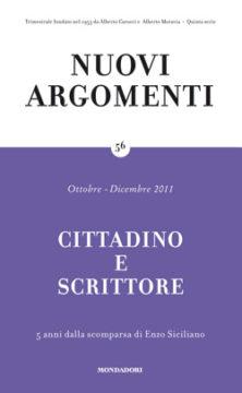 Libro Nuovi argomenti n. 56 AA.VV.