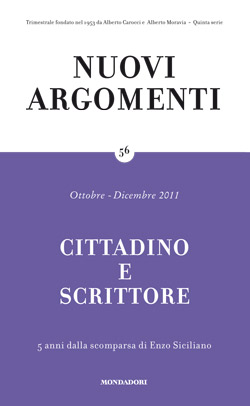 Nuovi argomenti n. 56