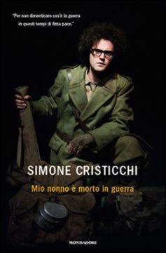 Libro Mio nonno è morto in guerra Simone Cristicchi