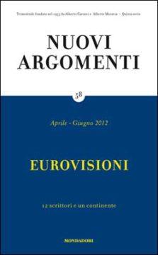Libro Nuovi argomenti n. 58 AA.VV.
