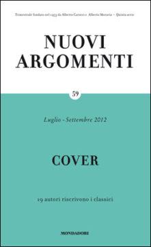 Libro Nuovi argomenti n. 59 – Cover AA.VV.
