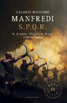 Libro S.P.Q.R. Valerio Massimo Manfredi