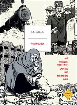 Libro Reportages Joe Sacco