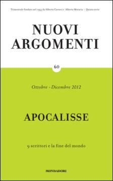 Libro Nuovi argomenti n. 60 AA.VV.