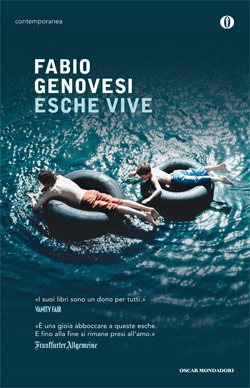 Libro Esche vive Fabio Genovesi