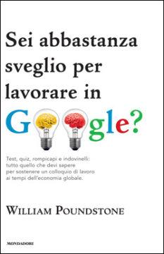 Sei abbastanza sveglio per lavorare in Google