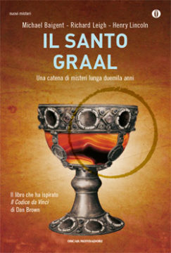 Libro Il Santo Graal Michael Baigent, Richard Leigh, Henry Lincoln