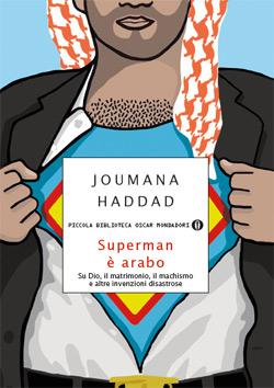 Libro Superman è arabo Joumana Haddad