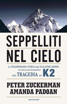 Libro Seppelliti nel cielo Peter Zuckerman, Amanda Padoan