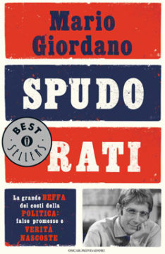 Libro Spudorati Mario Giordano