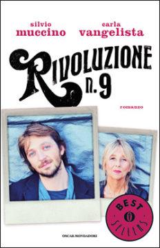 Libro Rivoluzione n. 9 Silvio Muccino, Carla Vangelista