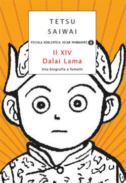 Il XIV Dalai Lama – Una biografia a fumetti