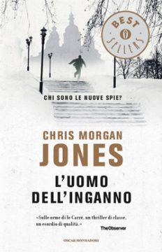Libro L'uomo dell'inganno Chris Morgan Jones