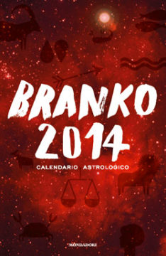 Libro Calendario astrologico 2014 Branko