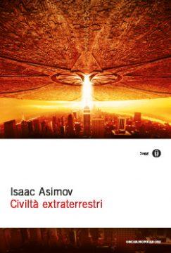 Libro Civiltà extraterrestri Isaac Asimov