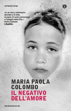 Libro Il negativo dell'amore Maria Paola Colombo