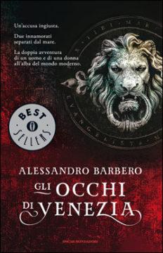 Libro Gli occhi di Venezia Alessandro Barbero