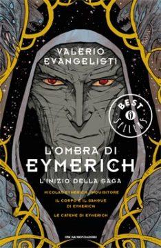 Libro L'ombra di Eymerich Valerio Evangelisti