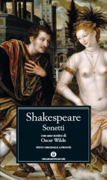 Libro Sonetti William Shakespeare