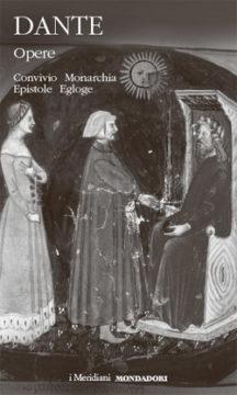 Libro Opere – vol. I Dante Alighieri