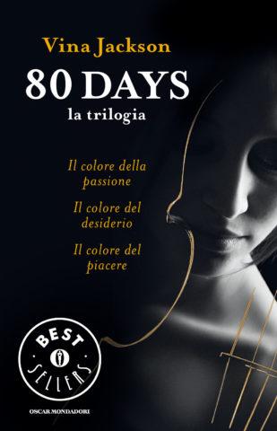 Libro Eighty Days: la trilogia Vina Jackson