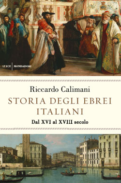 Libro Storia degli ebrei italiani – volume secondo Riccardo Calimani