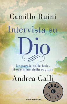 Libro Intervista su Dio Camillo Ruini, Andrea Galli