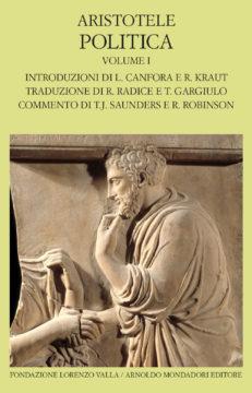 Libro Politica vol. I Aristotele