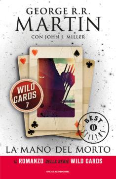 Libro Wild cards 7. La mano del morto George R.R. Martin