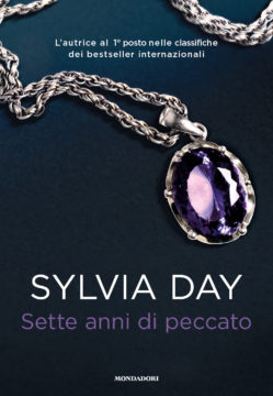 Libro Sette anni di peccato Sylvia Day