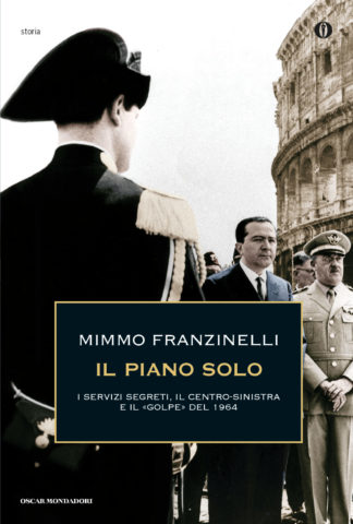 Libro Il Piano Solo Mimmo Franzinelli