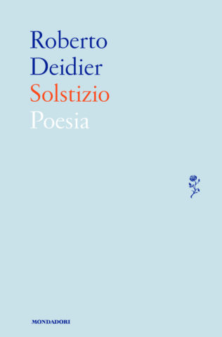 Libro Solstizio Roberto Deidier