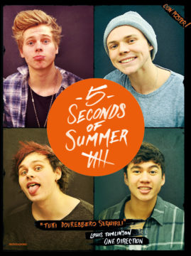 Libro 5 Seconds of Summer AA.VV.