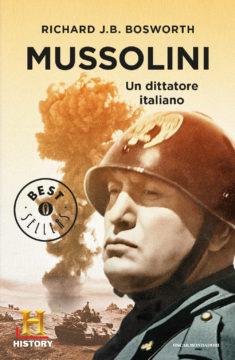 Libro Mussolini Richard J.B. Bosworth
